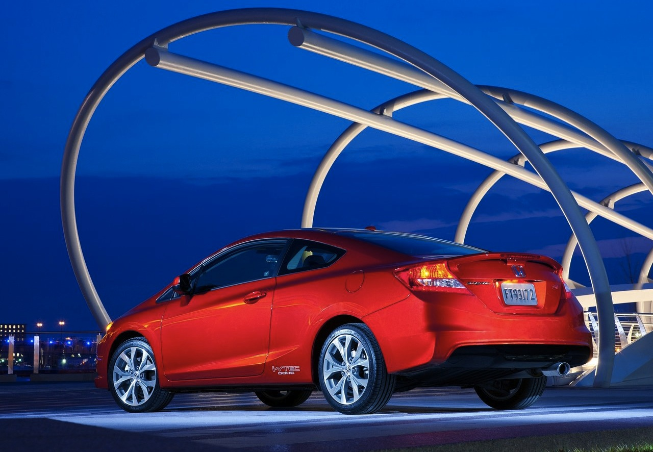 2012 honda civic si coupe test drive gaywheels. Black Bedroom Furniture Sets. Home Design Ideas