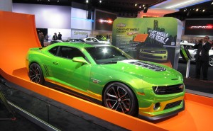 2012 Detroit Auto Show Gallery: Day 2