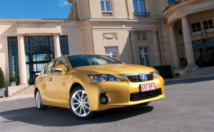 2012 Lexus CT200h: Great Car, But Engineers Need To Sweat The Details