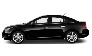 2012 Chevrolet Cruze: Big Bang For Bargain Bucks