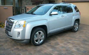 2012 GMC Terrain: A Butch Boy for the Soccer Mom Set