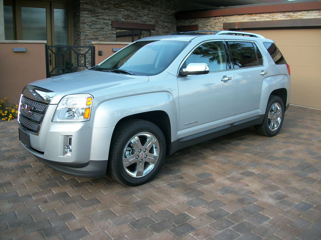 2012 GMC Terrain by Jeff Stork