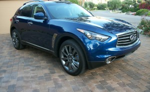 2012 Infiniti FX35 AWD Special Edition: Tell Jaguar Not to Bother