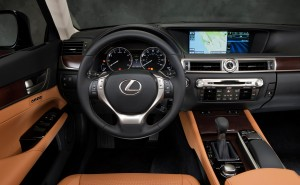 2013 Lexus GS 350: Responsible Decadence