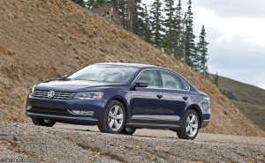 2012 Volkswagen Passat TDI: A Purpose-Driven Ride