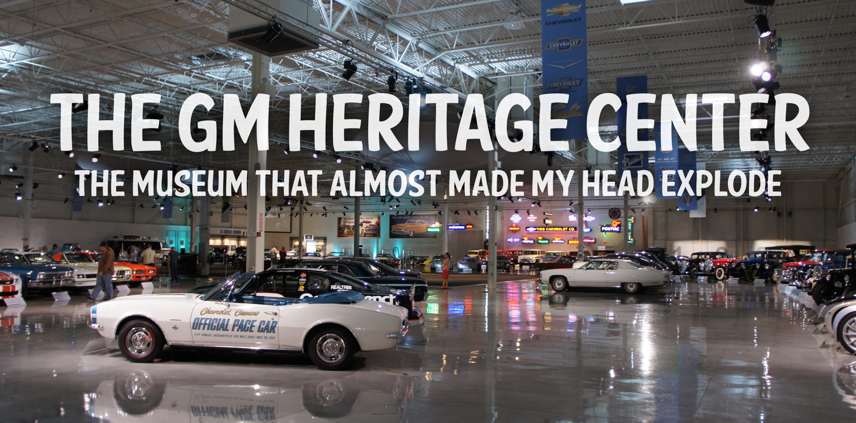 General Motors Heritage Center The Museum That Almost