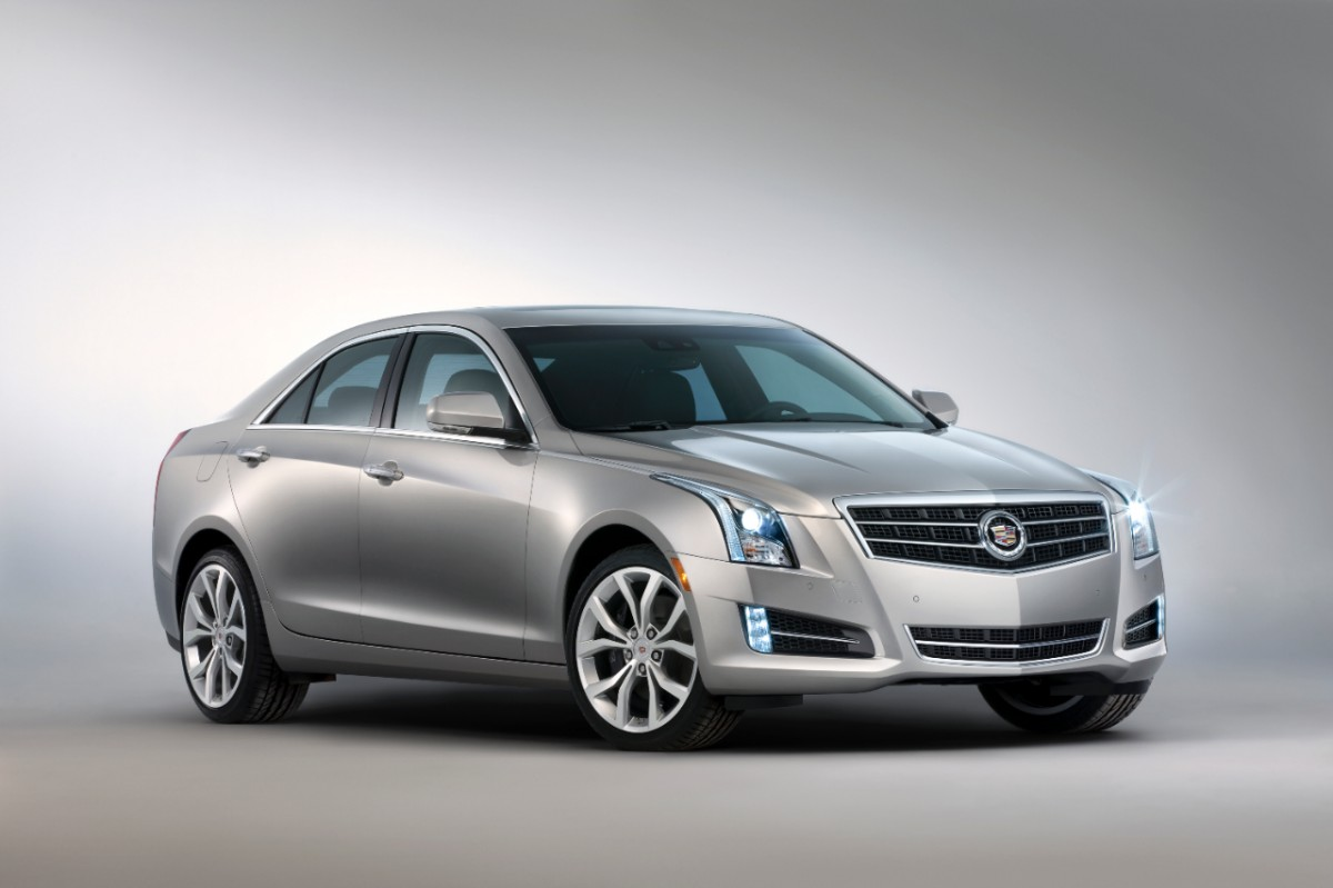 2013 Cadillac Ats Takes On The Cool Kids Gaywheels