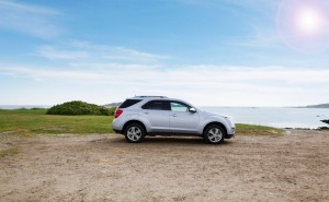 2013 Chevrolet Equinox Offers Plenty Of Cushion & Pushin'
