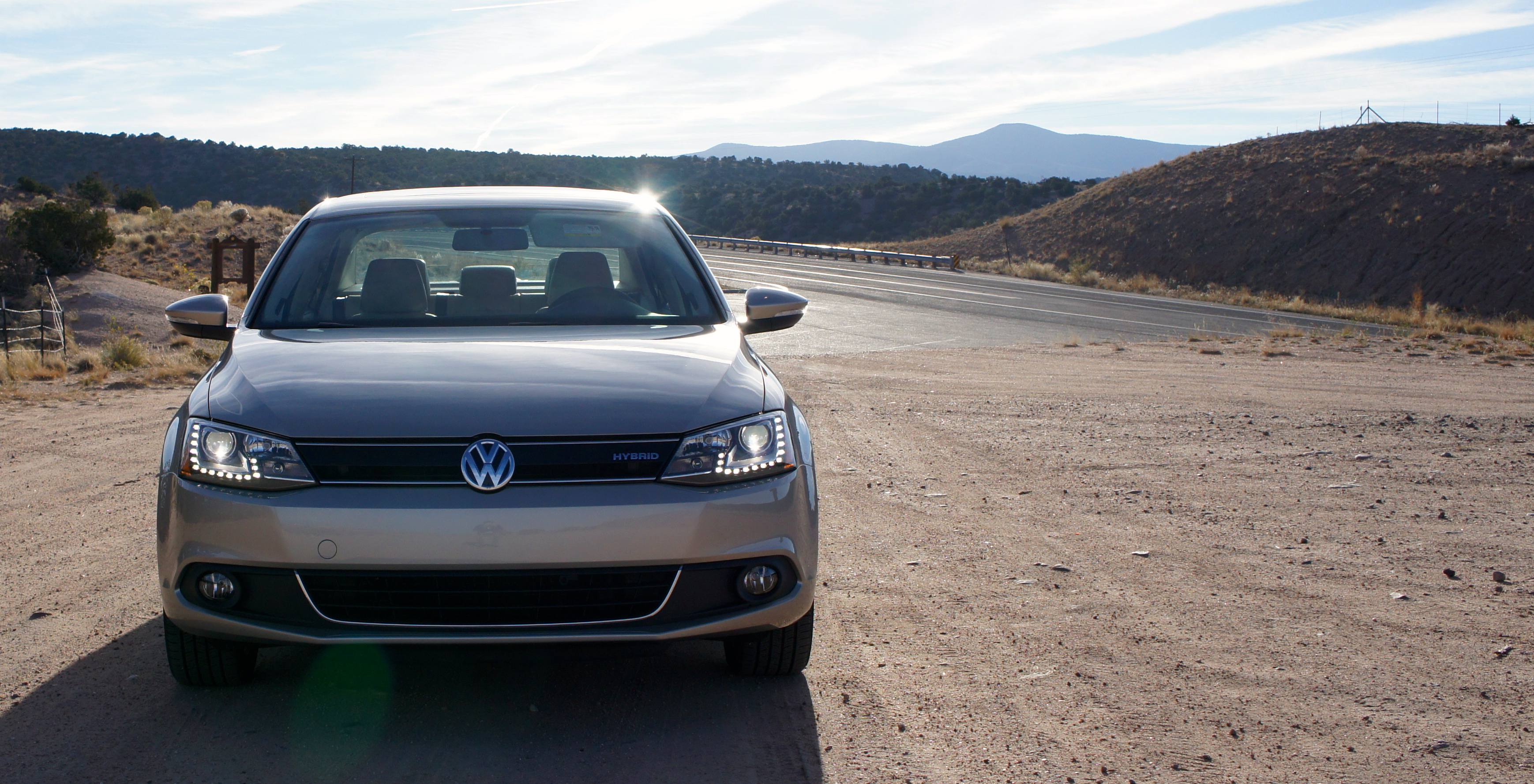 2013 Volkswagen Jetta Hybrid (photo by Sam Miller-Christiansen)