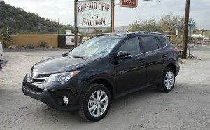 2013 Toyota RAV4: The Original Crossover Crosses Over