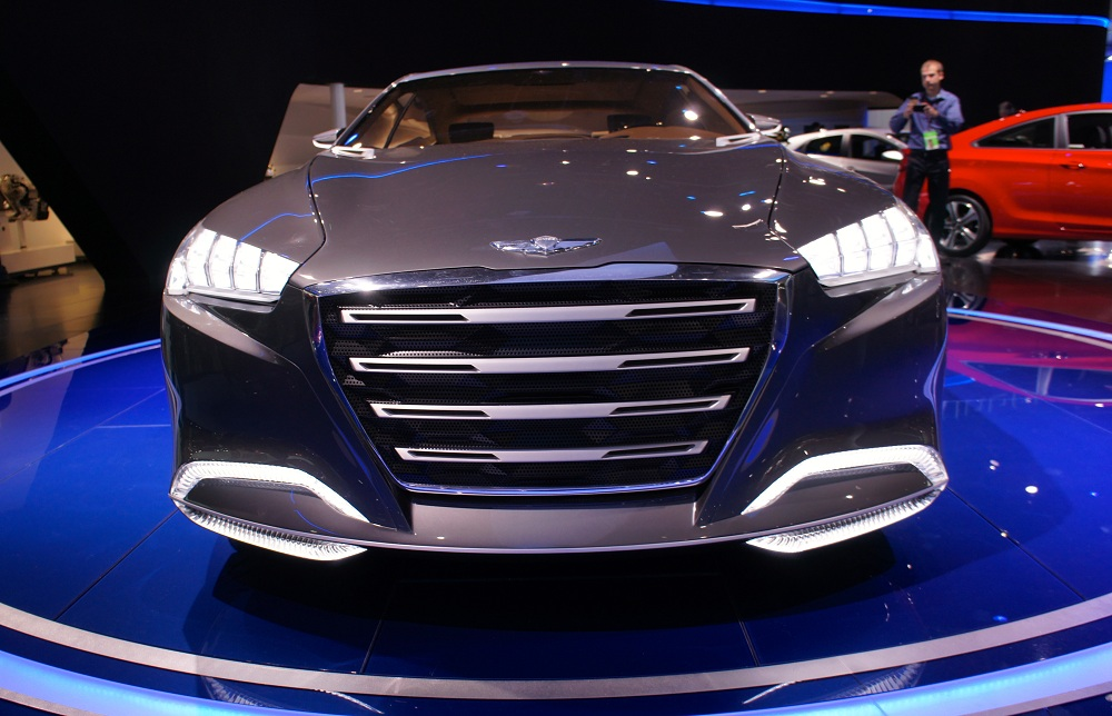 Hyundai HDC-14 Concept (photo by Sam Miller-Christiansen)
