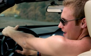 Like To Drive Naked? Tips For Taking Road Trips In The Raw
