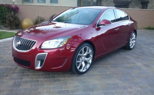 2013 Buick Regal GS: Six-Speed Son of Saab