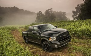 2013 Ram 1500 Goes For Green