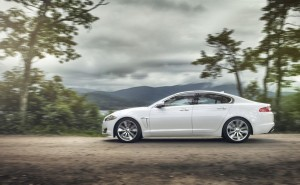 2013 Jaguar XF Gets A Proper Engine