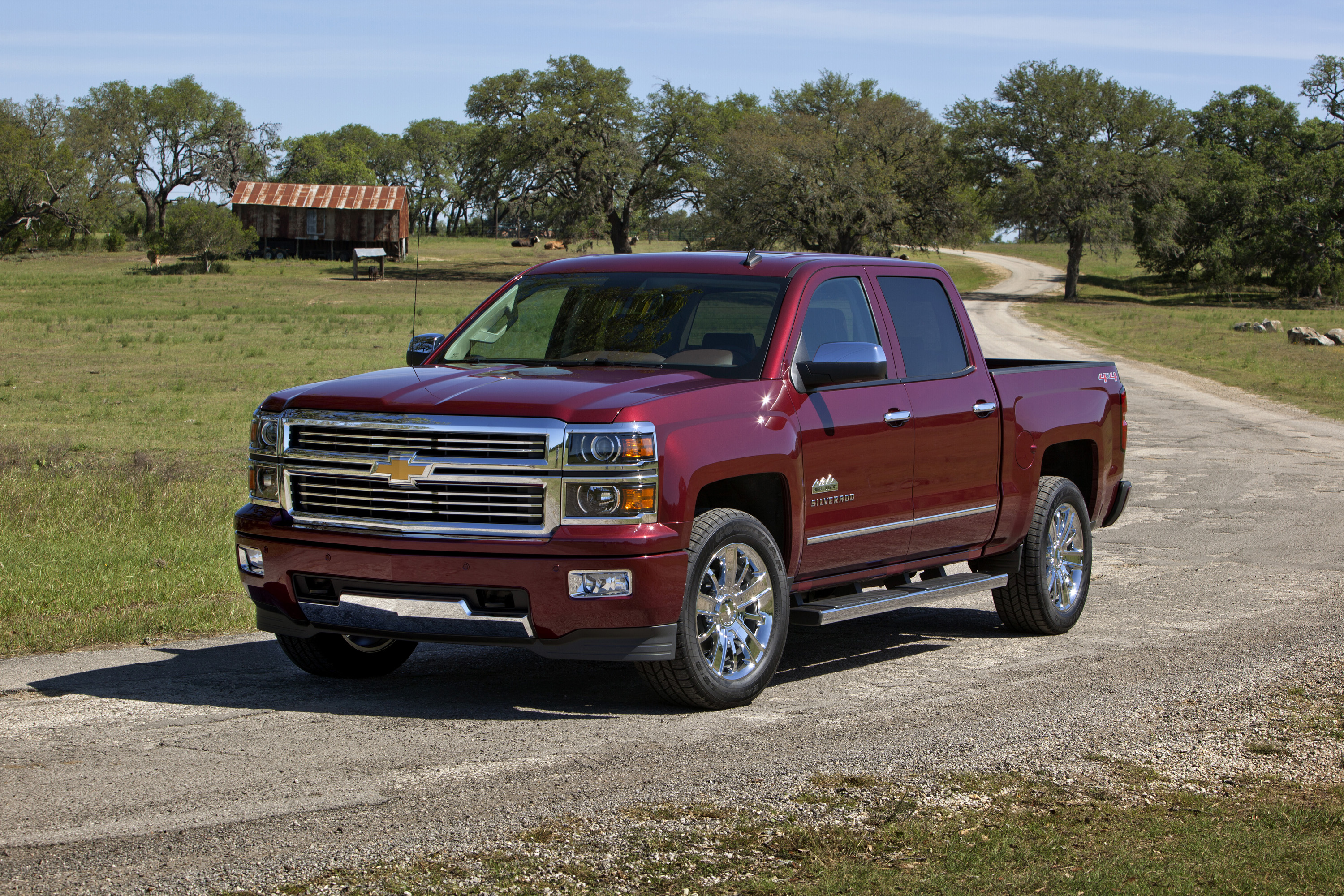 Tuning cars and News: 2014 Chevrolet Silverado