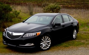 "2014 Acura RLX First Drive: Did Our Date End With ""See You In My Driveway"" Or ""See You Later""?"