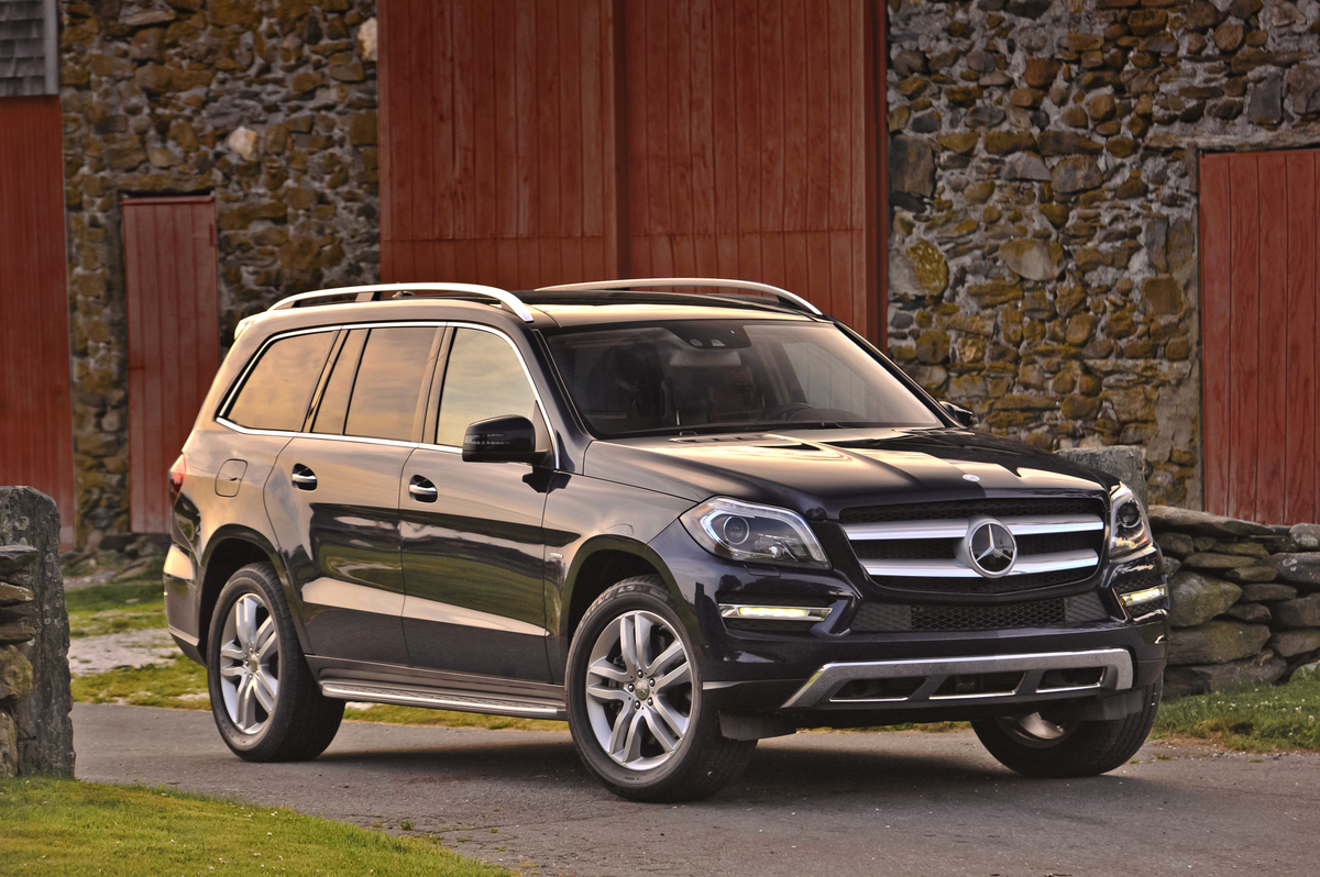 2013 mercedes benz gl450 is high on s class style gaywheels. Black Bedroom Furniture Sets. Home Design Ideas
