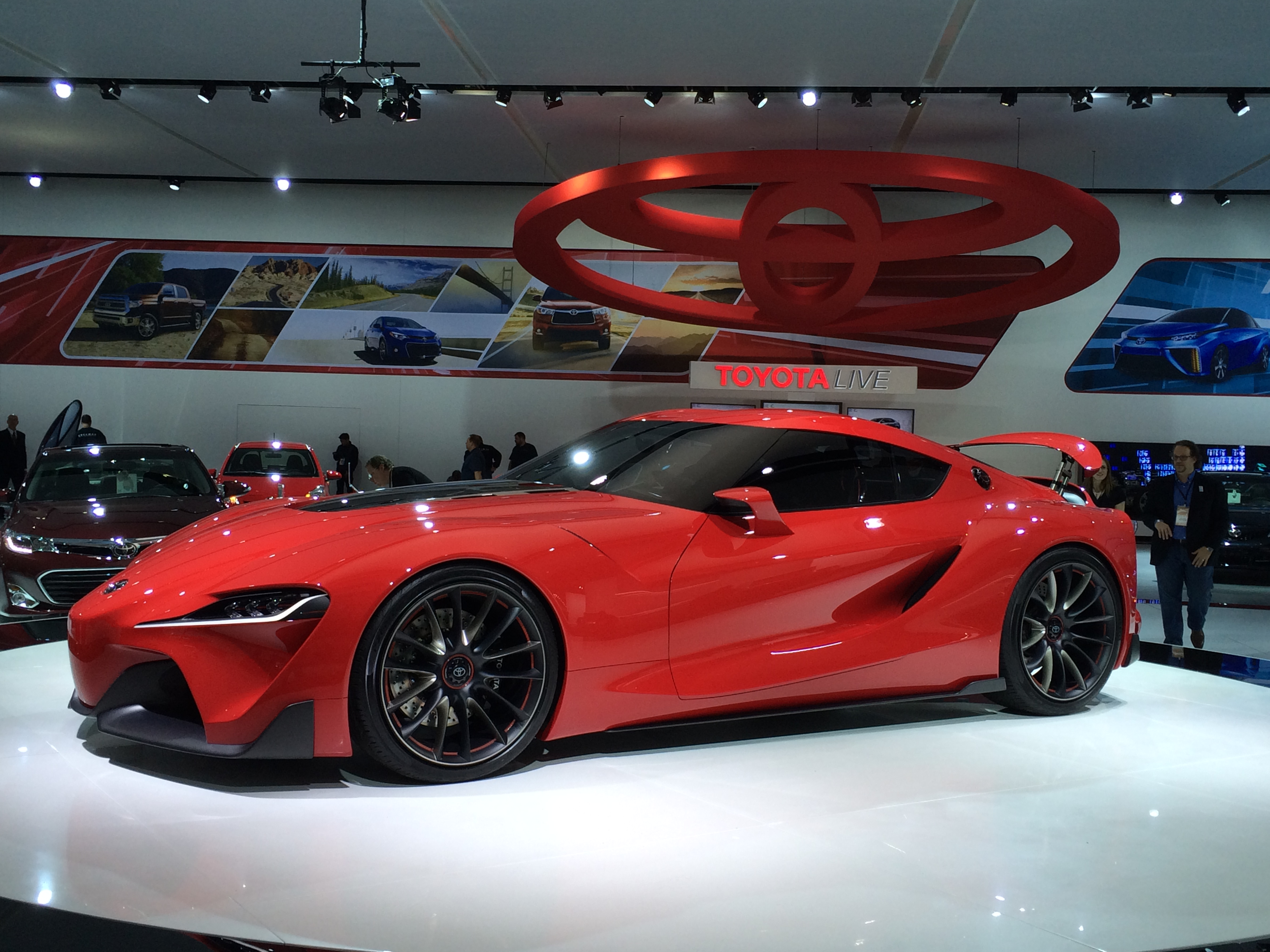toyota ft 1 2014 concept price page 2 specs price. Black Bedroom Furniture Sets. Home Design Ideas