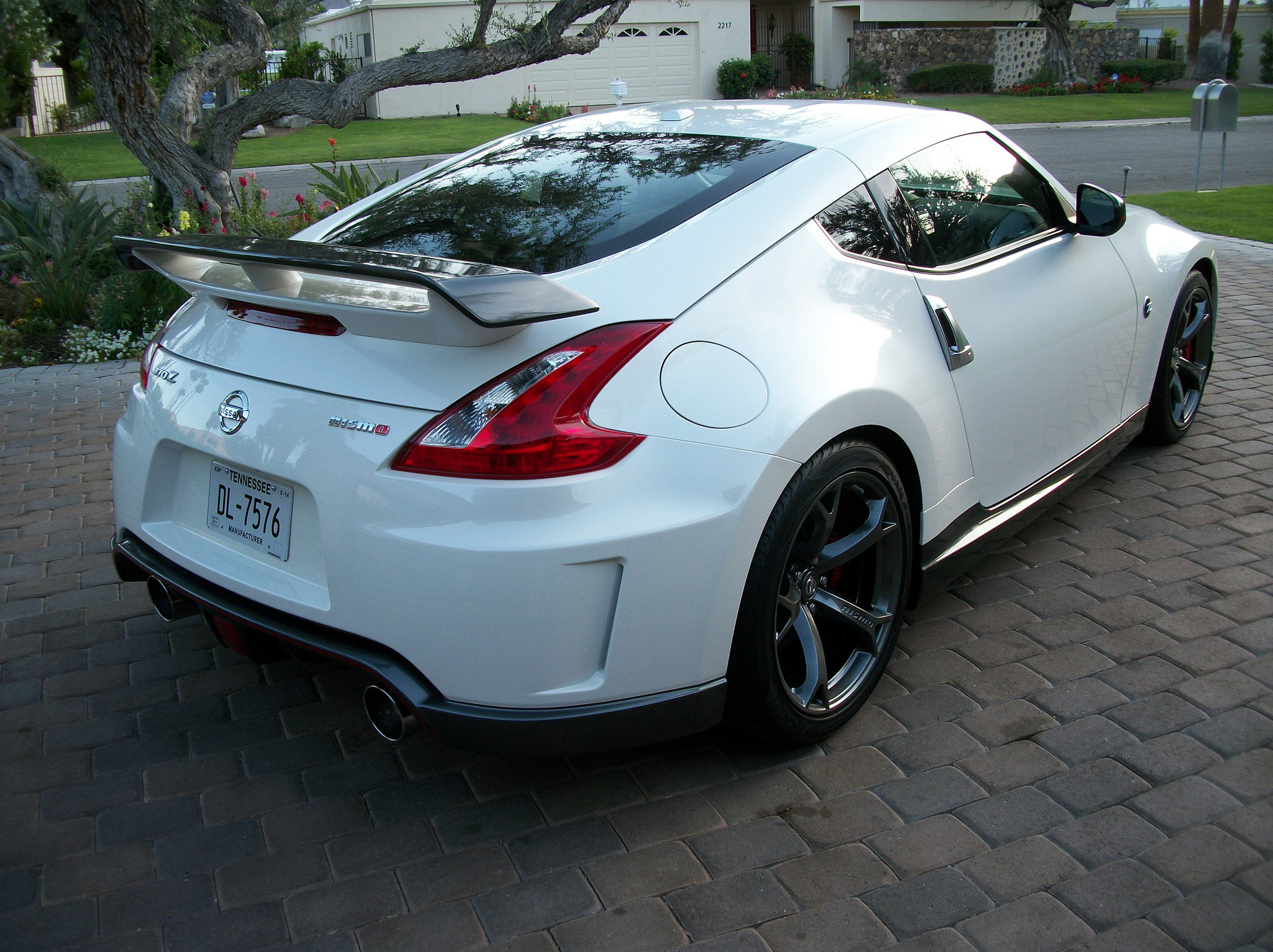 2014 nissan 370z nismo godzilla with a z gaywheels. Black Bedroom Furniture Sets. Home Design Ideas