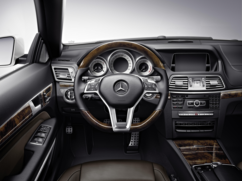 Mercedes-Benz E-Klasse Cabrio, E 350 BlueTec, (A 207), 2013