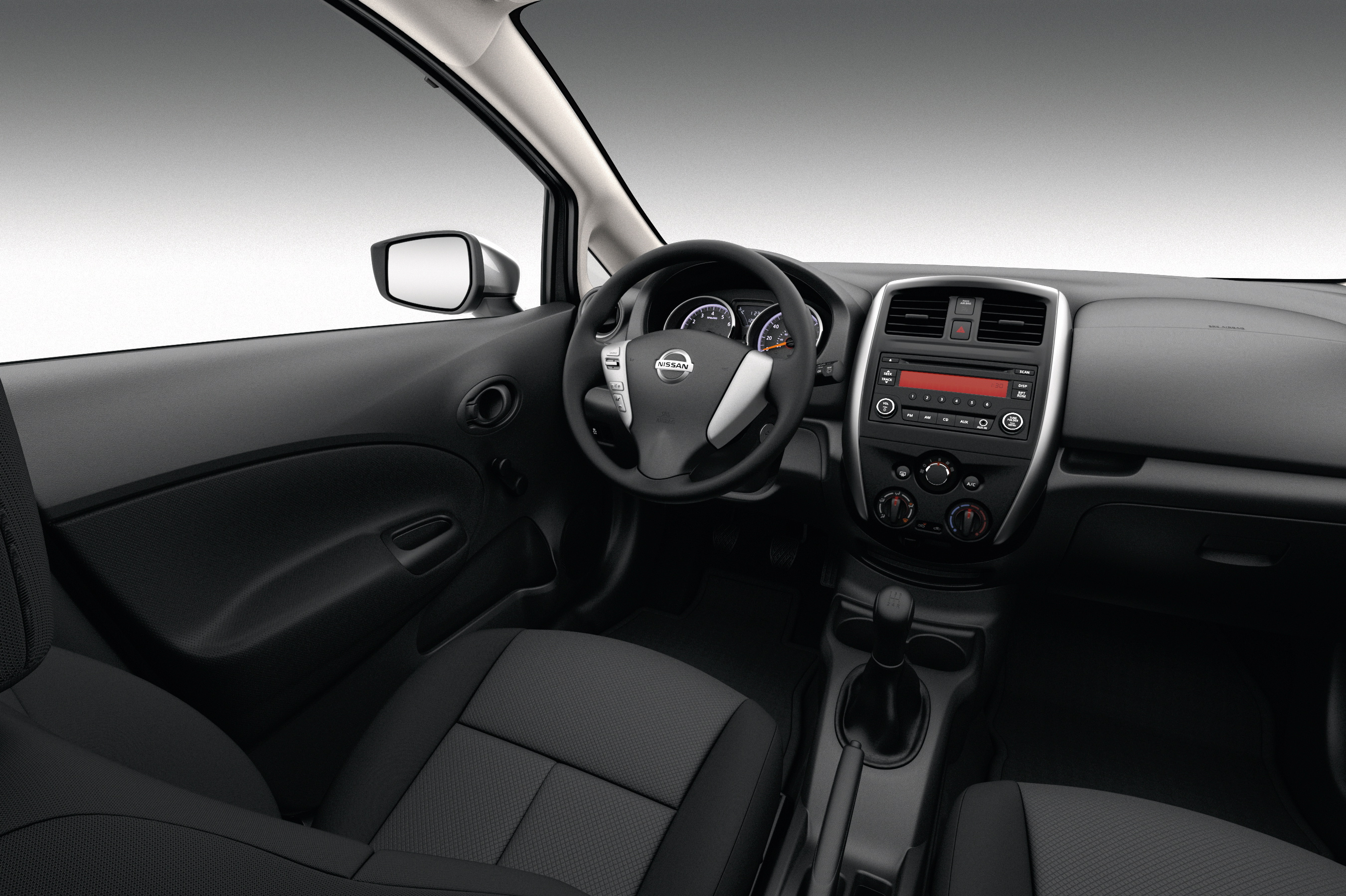 2015 nissan versa note interior. Black Bedroom Furniture Sets. Home Design Ideas
