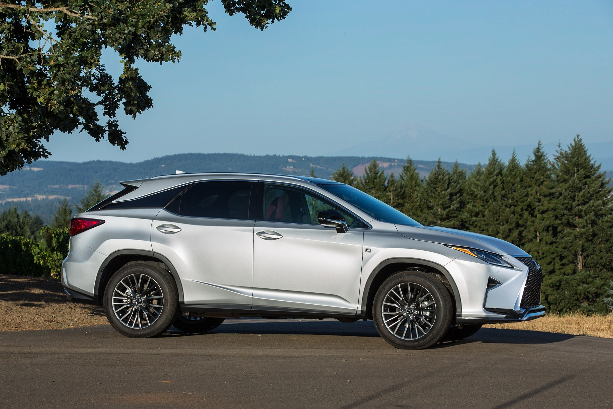 2016 lexus rx350 debuts with ad targeting lgbt drivers. Black Bedroom Furniture Sets. Home Design Ideas