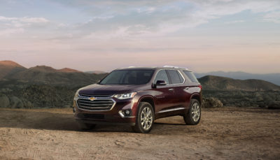2018 chevrolet trailblazer. Perfect Trailblazer The Traverse Was Originally Introduced In 2008 To Replace The Trailblazer  And Wildly Unsuccessful Uplander Minivan With Arrival Of 2018  And Chevrolet Trailblazer