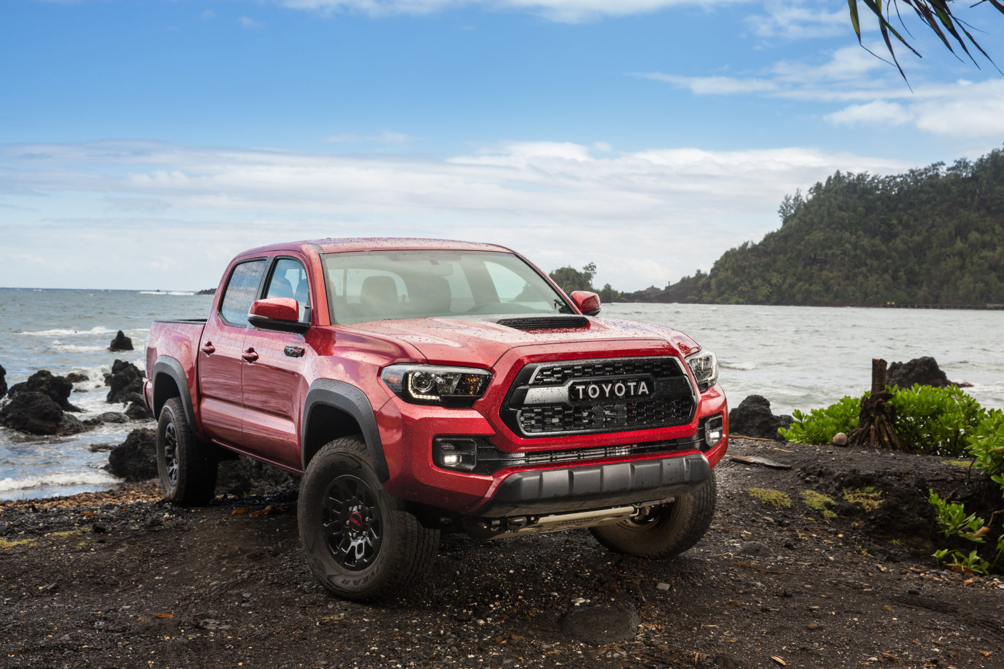 2017 toyota tacoma part 2 trd off road really can go off. Black Bedroom Furniture Sets. Home Design Ideas
